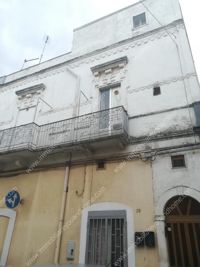 Villa in vendita a Noicàttaro, 2 locali, prezzo € 38.000 | CambioCasa.it